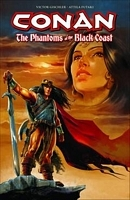 Conan Phantoms of the Black Coast TP