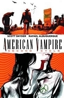 American Vampire Second Cycle #1