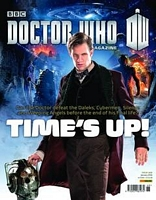 Doctor Who Magazine #472