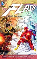 Flash HC vol 02 Rogues Rebellion N52