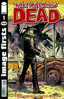 Image Firsts Walking Dead curr ptg #1
