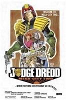 Judge Dredd Mega City Two #4 sub