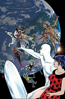 Silver Surfer #4
