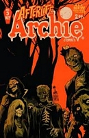 Afterlife With Archie #5 Francavilla