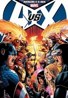 Avengers vs X-Men Cheung HC