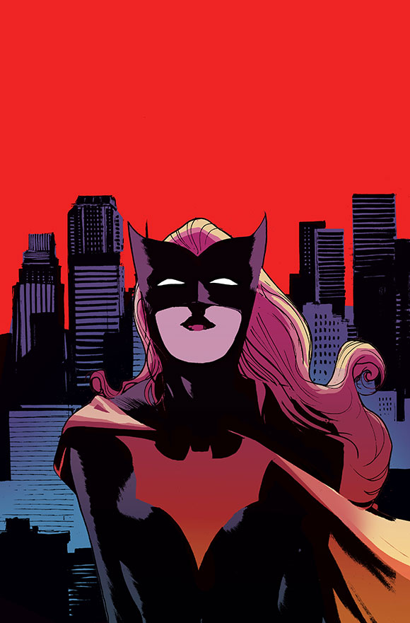 Batwoman Futures End 1A