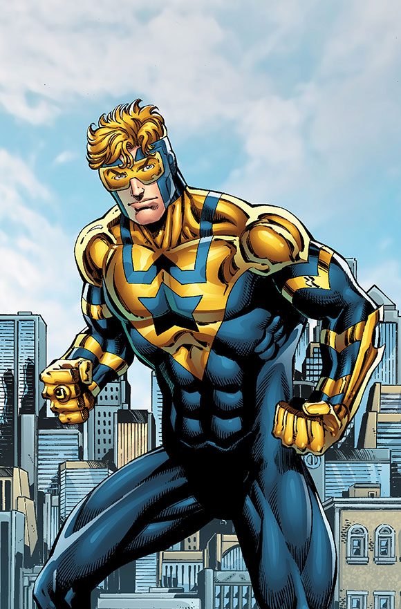 Booster Gold Futures End 1A