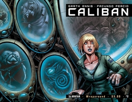 Caliban #2 wrap