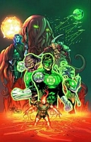 Green Lantern #31 Uprising