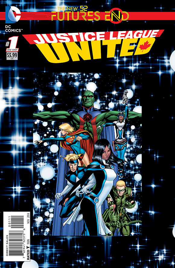 Justice League United Futures End 1B