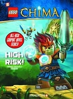 Lego Legends of Chima GN vol 01 High Risk