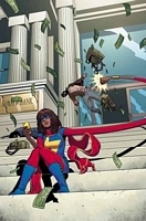 Ms Marvel #6 ANMN