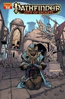 Pathfinder City Secrets #1 Gomez
