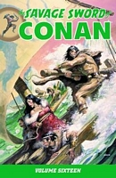 Savage Sword of Conan TP vol 16
