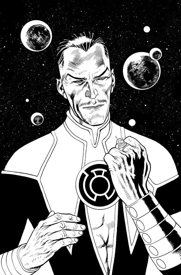 Sinestro Futures End 1A