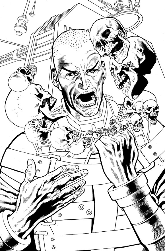 Sinestro Futures End 1B