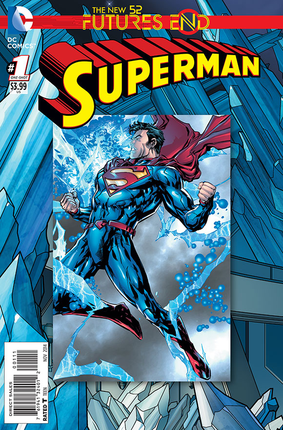 Superman Futures End 1A