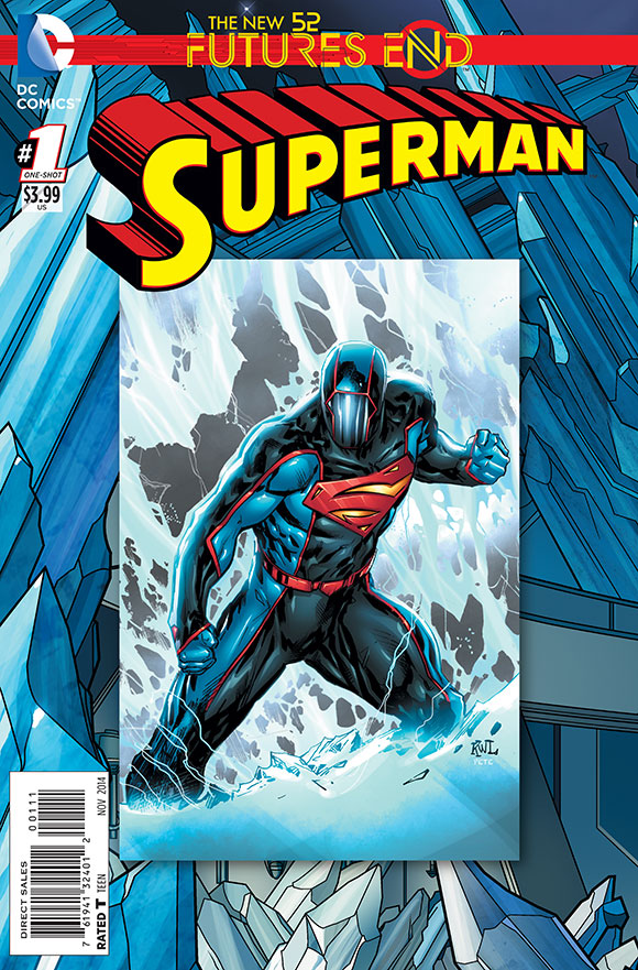 Superman Futures End 1B