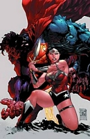 Superman Wonder Woman #8 Doomed
