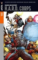 Valiant Masters Hard Corps HC vol 01