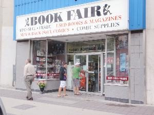 Book Fair Winnipeg - 340 Portage Ave